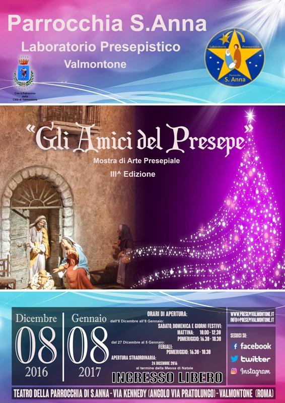 Laboratorio Presepistico Sant'Anna - Parrocchia Sant'Anna Valmontone