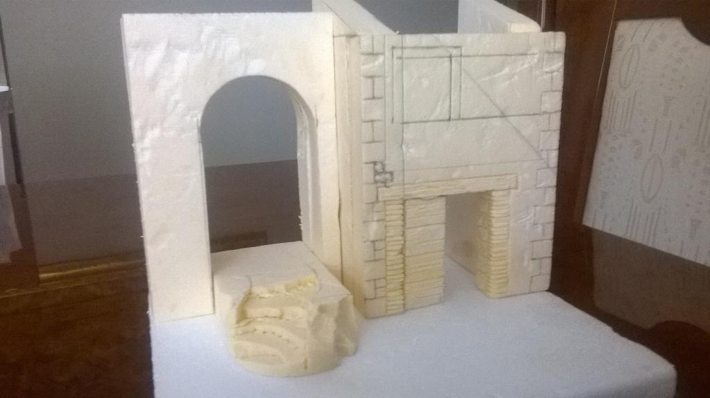 Costruire Un Piccolo Presepe Laboratorio Presepistico Sant